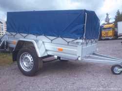 Ридван А750(1,8х1,3) легковий причіп