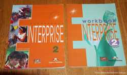Английский -Interprise-2 .Книга и рабочая тетрадь