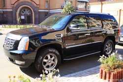 245 Внедорожник Cadillac Escalade прокат
