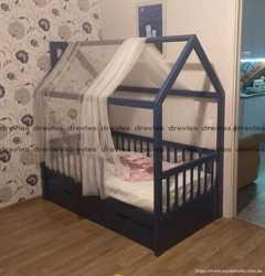Домик кровать детская В НАЛИЧИИ