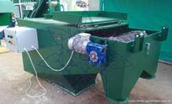 АПО-50, агрегат предварительной очистки зерна, очищення насіння, очист