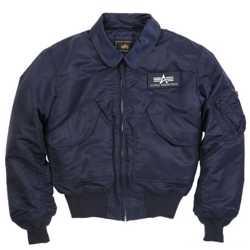 Лётные Американские куртки Alpha Industries CWU 45/P Flight Jaket 2