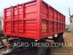 прицеп тракторный самосвал, зерновоз 2птс-6 , 2птс-4