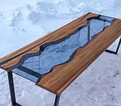 Изготовление мебели в стиле Loft 1