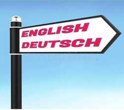 Репетитор английского и немецкого языка
