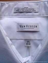 Мужская рубашка Van Heusen (США) 2
