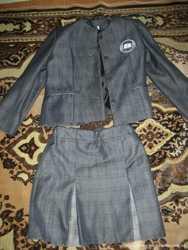 Форма школьная - пиджак+ юбка