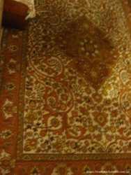 ковёр бежевый 2 на 3 м, напольный, тяжёлый, для гостиной, детской. тор