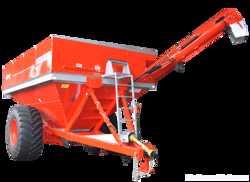 Бункер-перегрузчик зерна