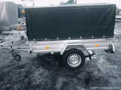 Легковий автопричеп Євро А750 210-130 1