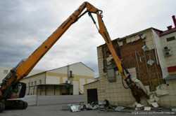 Демонтаж зданий, дорожные плиты б/у по всей Украине