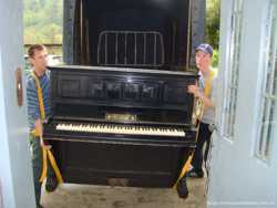 Перевезём пианино