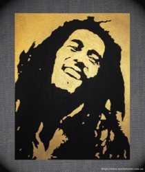 Продам картина Боб Марли / Bob Marley / Музыка