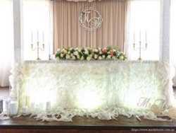 Заказать свадебный декор арендовать свадебную арку 3