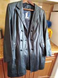 Кожаная куртка фирмы Dergi для девушки 2