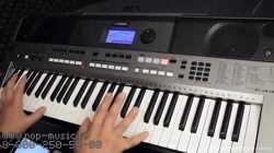 Уроки игры на синтезаторе, фортепиано, вокала.
