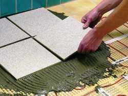 Укладка плитки, облицовка керамогранитом, мозаикой, облицовка стен.