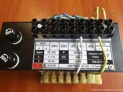 Трансформатор PZ 300/ПЗ 300 (380/42В) для болгарского тельфера 1