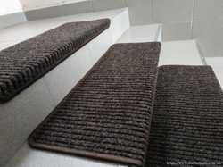 Килимові накладки, придверні килимки, зовнішні килимки
