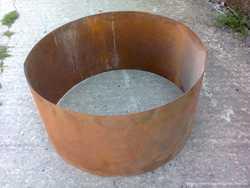 Ёмкость, груша бетономешалки без верхней части и днища. 1