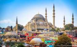 Стамбул на травневі свята 3