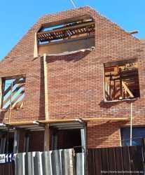 Строительство домов , заборов, гаражей, беседок, хоз. построек, печек.