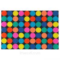 RORSLEV Придверный коврик, разноцветный, 40x60 см 00394243 IKEA, ИКЕА,