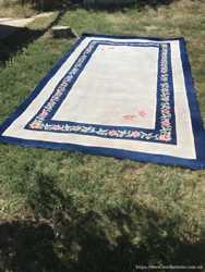 ковер килим шерсть