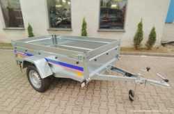 Легковий одноосьвий причіп до автомобіля 2100-1300 повний комплект