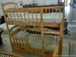 Двухъярусная кровать Карина Люкс 3