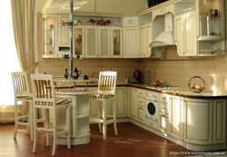 Кухня на заказ по индивидуальному проекту Киев 2