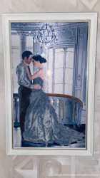 Картина бисером - На балу