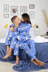 Парные пижамы для влюбленных. Шикарный подарок! Можно по одной)
