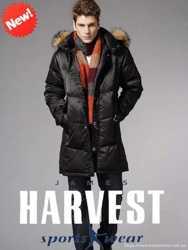 Сток Harvest Куртки 1