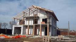 Будівництво будинків, особняків, котеджів. Добудова будинків.