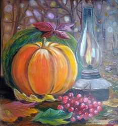 Живопись картины маслом натюрморты пейзажи