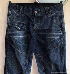 Фирменные качественные джинсы ZARA, 164 см 3