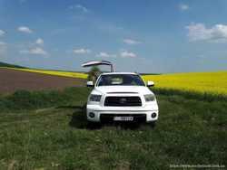 Лимузин Toyota Sequoia с летником 3