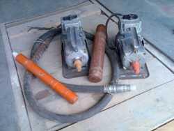 Вибраторы строительные, машинки шлифовальные 2
