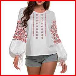 Заготовка жіночої вишиванки (сорочки, блузи) від ТМ Broderi 3