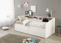 Дитяче ліжко з висувними щиками Сідней  2
