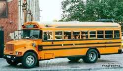 321 Школьный автобус scool bus прокат аренда