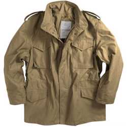 Военные полевые куртки Армии США от Alpha Industries Inc. USA 2