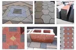 Вибропресс для производства тротуарной плитки, бордюров SUMAB E-300 D 3