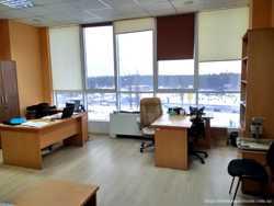 Бизнес-Центр класса В+( 1 минута, метро Бориспольская) 35 м.кв 2