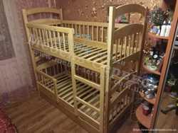Двухъярусная кровать Карина Люкс 2