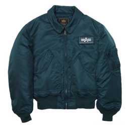 Лётные Американские куртки Alpha Industries CWU 45/P Flight Jaket 3
