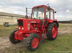 Трактор МТЗ 82 2004