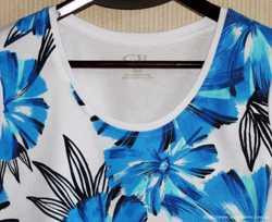 Замечательная футболка Carroll Reed, М/L, р. 48-52, новая! 2