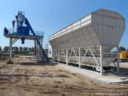 Стационарный бетонный завод SUMAB Т30 (30 м3/ч) Швеция 1